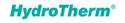 Hydrotherm brand logo
