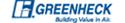Greenheck brand logo