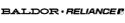 Baldor brand logo