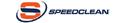 SpeedClean brand logo