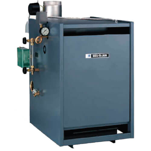 Weil Mclain PEG Packaged Steam Boilers