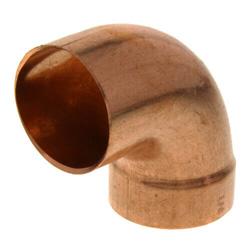 Copper DWV 90 Street Elbows