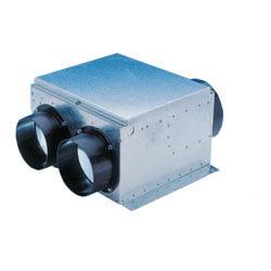 CVS Series Central Ventilation Multi-Port Exhaust Fans