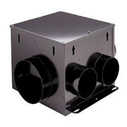 Remote In-Line Ventilation Fans