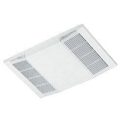 Heater/Ventilation Fan Combinations