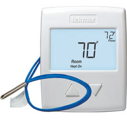 Tekmar Thermostats & TekmarNet Thermostats