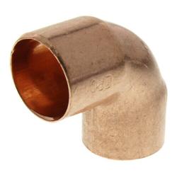 Copper 90° Elbows