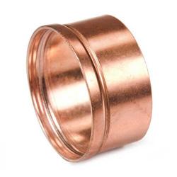 Copper DWV Ferrules