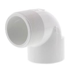 PVC Sch 40 90° Street Elbows (MPT x FPT)
