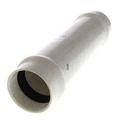PVC Sch 40 Repair Couplings (Gasket)