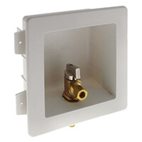 Toilet/Dishwasher Outlet Boxes