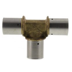 Multipress MLC Brass Press Tees
