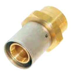 Brass Press Copper Fitting Adapters