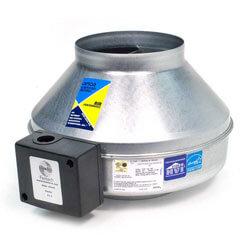 FG Series Inline Round Centrifugal Exhaust Fans