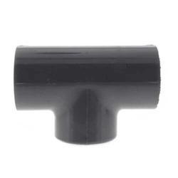 PVC Sch 80 Tees (S x S x FPT)