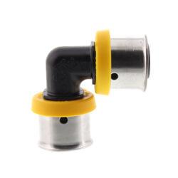 PEX Press Polymer 90° Elbows