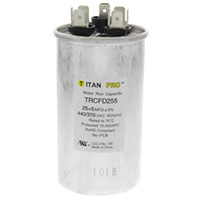 Dual Motor Run Capacitors