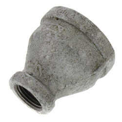 Galvanized Reducing Couplings (Imported)