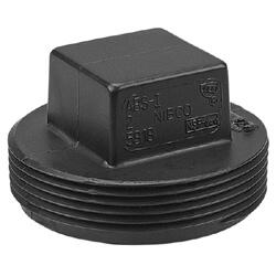 ABS DWV Plugs
