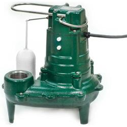 Zoeller Sewage Pumps