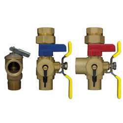 Tankless Water Heater Valves and Accessories