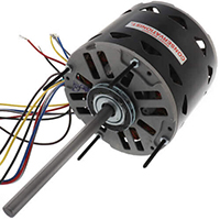 5-5/8 Inch Diameter Indoor Blower Motors
