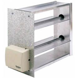 Square Motorized Dampers