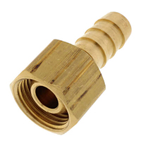 Brass Hose Barb Swivel Adapters