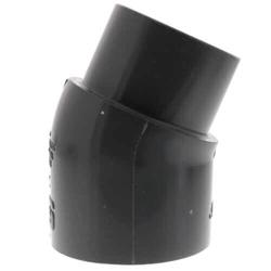 PVC Sch 80 22.5° Elbows