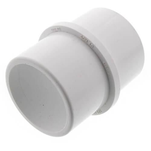 PVC Sch 40 Inside Connectors (ID SPG x ID SPG)