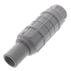 PVC Sch 40 Short Repair Couplings (SPG x SOC)