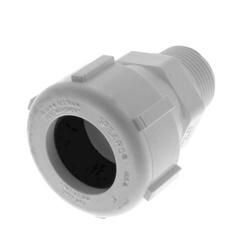 PVC Sch 40 Compression Male Adapters