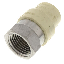 Stainless Steel Female Adapters