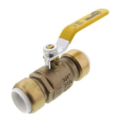 Bluefin Push-Fit Ball Valves