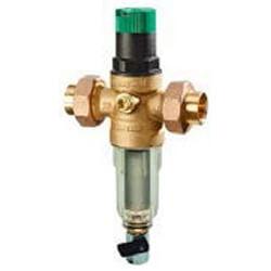 Pressure Reducing Valve & Sediment Filter Combinations