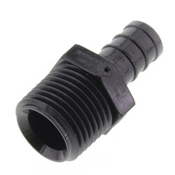 Poly PEX Crimp Male Adapters