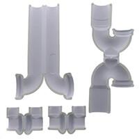Lavatory Tubular Covers