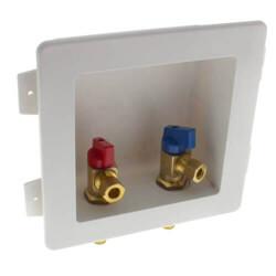 PEX Lavatory Outlet Boxes