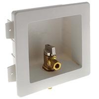 PEX Toilet/Dishwasher Outlet Boxes