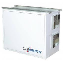 LifeBreath Energy Recovery Ventilators