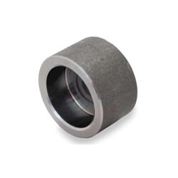 Carbon Steel Socket Weld Caps (3000 lb)