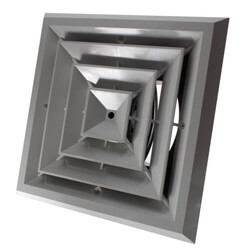 Airtec Diffusers, Grilles, & Accessories