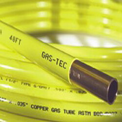 Coated Copper Tubing Coils