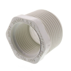 PVC Schedule 40 Bushings (MPT x FPT)
