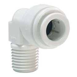 White Acetal Fittings