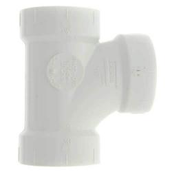 PVC DWV Sanitary Tees