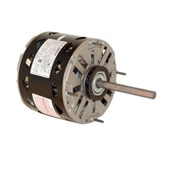 5-5/8 Inch Diameter Indoor Blower Motors