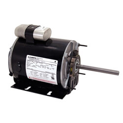 5-5/8 Inch Diameter Stock Motors