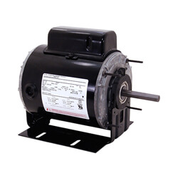 5-5/8 Inch Totally Enclosed Fan/Blower Motors