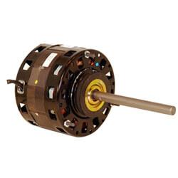 5 Inch Single Shaft Fan/Blower Motors